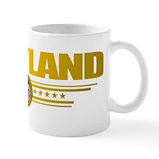 Maryland (Gold Label) pocket Mug