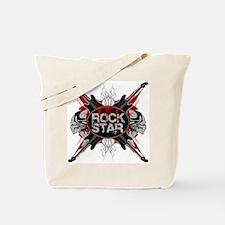 ROCK STAR EMO Tote Bag