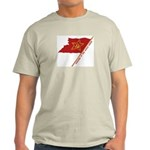 Workers Unite Flag Light T-Shirt