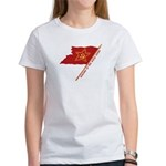 Workers Unite Flag Women's T-Shirt