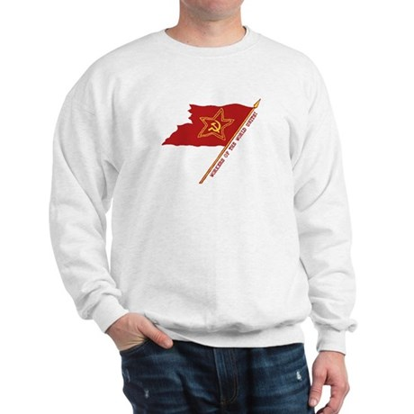 Workers Unite Flag Sweatshirt