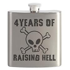 4 Flask