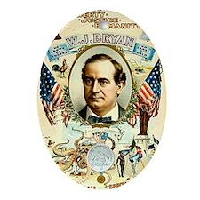ART Bryan 1900 Oval Ornament
