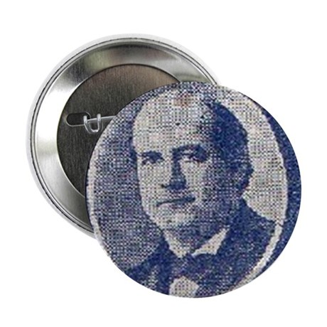"ART WJ BRYAN for PRESIDENT 2.25"" Button"