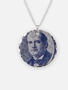 ART WJ BRYAN for PRESIDENT Necklace