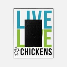 live love chickens03 Picture Frame