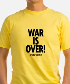 War is Over (if you want it) T