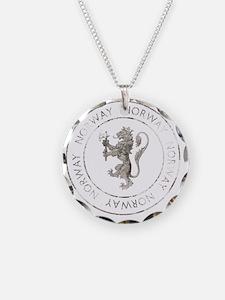 vintageNorway7Bk Necklace
