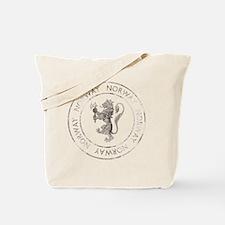 vintageNorway7Bk Tote Bag