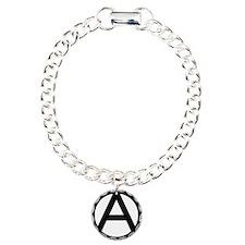 600px-Anarchy-symbol_svg Bracelet