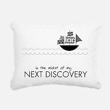ship_discovery_rev Rectangular Canvas Pillow