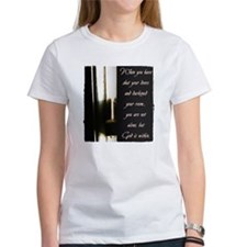 You are Not Alone Tee