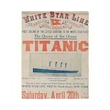 Titanic Twin Duvet Covers