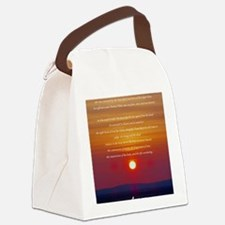 apostles creed Canvas Lunch Bag