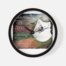 godmadedogs2 Wall Clock