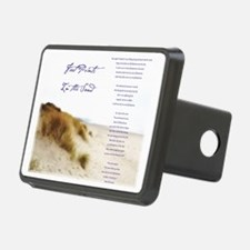 footprints Hitch Cover