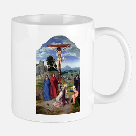 The Crucifixion - Quinten Massys - c 1520 Mug