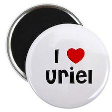 """I * Uriel 2.25"""" Magnet (10 pack)"""