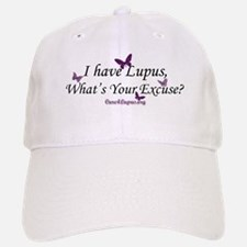 What's Your Excuse Baseball Baseball Cap