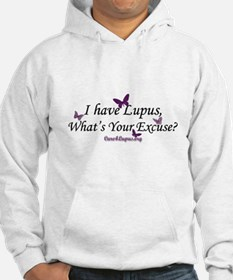 What's Your Excuse Jumper Hoody