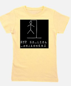 hangman-death-BUT Girl's Tee