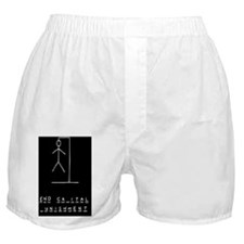 hangman-death-STKR Boxer Shorts