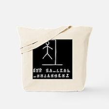 hangman-death-BUT Tote Bag
