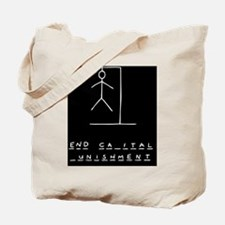 hangman-death-LG Tote Bag