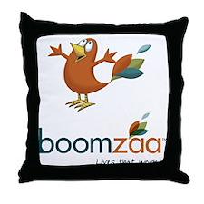 boomzaa-boomgono-gym-bag Throw Pillow