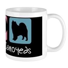 peacedogs3 Small Mug