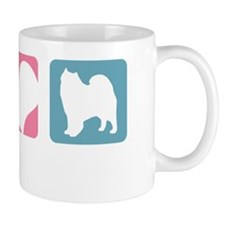 peacedogs2 Small Mug