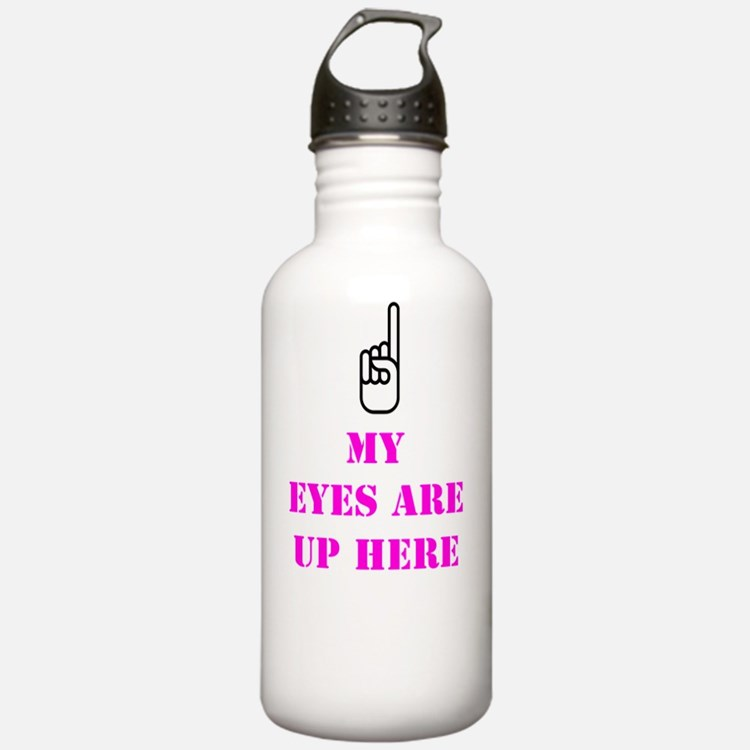 Eyes copy copy Water Bottle
