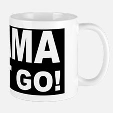 anti Obama Obama must god Mug