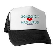 Someone I Love Trucker Hat