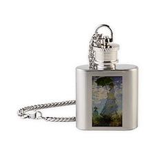 RM Monet 9 Flask Necklace