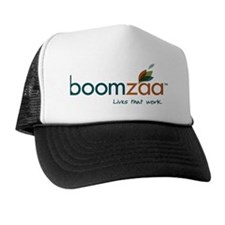 boomzaa-dog-bowl Trucker Hat