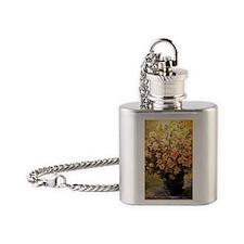RM Monet 17 Flask Necklace