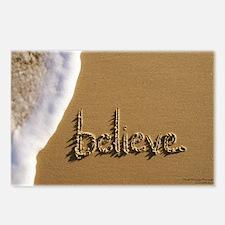 believe Postcards (Package of 8)