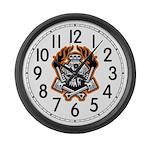 Motorhead Large Wall Clock
