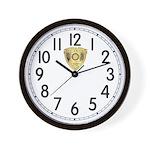 Arizona Highway Patrol Wall Clock