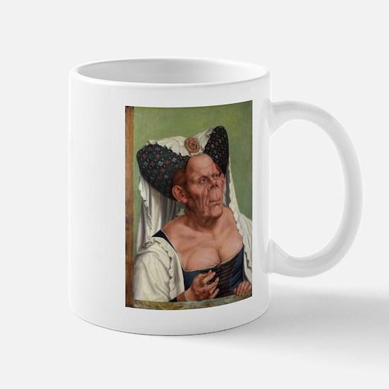 The Ugly Duchess - Quinten Massys - c 1520 Mug