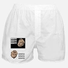Funny Babies Dishwasher Boxer Shorts