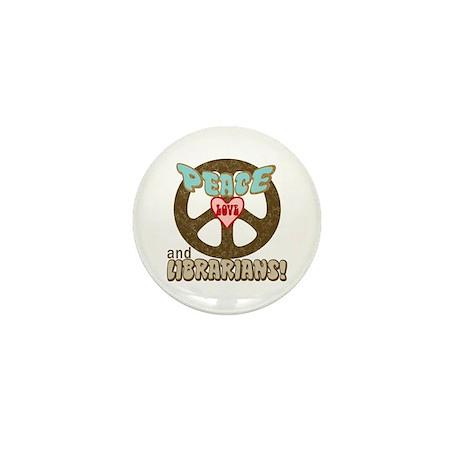 LIBRARIANS! Mini Button (100 pack)