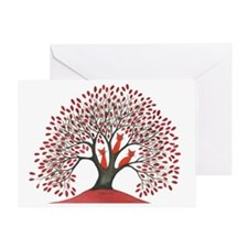 Red ones Greeting Card