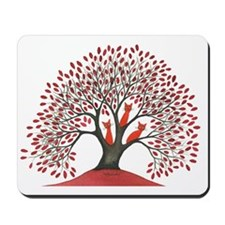 Red ones Mousepad