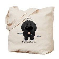 NewfieDroolLight Tote Bag