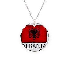 GrungeAlbania1 Necklace