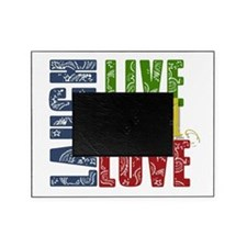 live laugh love Picture Frame