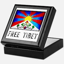 tibet30 Keepsake Box