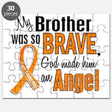 Angel Brother Leukemia Puzzle